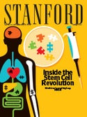 Stanford Magazine Cover - March/April 2017