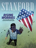 Stanford Magazine cover
